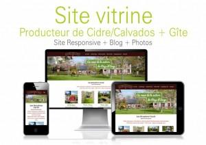création site internet normandie calvados
