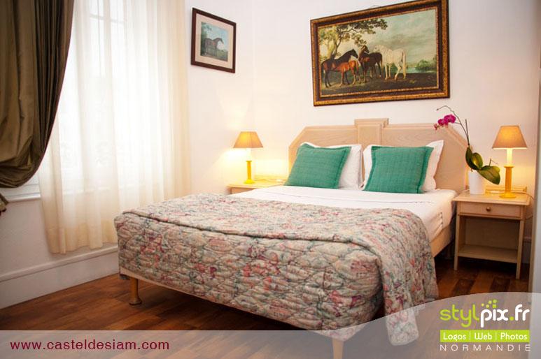 photographe hôtel côte fleurie houlgate normandie