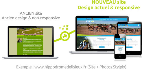 agence web communication sites internet lisieux calvados