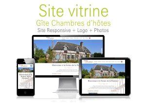 site internet chambres hôtes calvados normandie