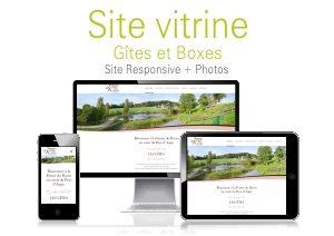 site web gîtes calvados normandie