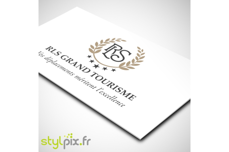 Creation Logo Location Voitures De Luxe Bayeux Calvados La
