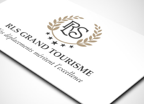 RLS Grand Tourisme – Logo & Cartes