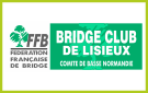 communication web, Bridge Club de Lisieux - Calvados, Pays d'Auge, Normandie