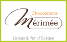 création sites web, Chocolaterie Mérimée, artisan, Lisieux, Pont-l'Évêque, Calvados, Pays d'Auge, Normandie