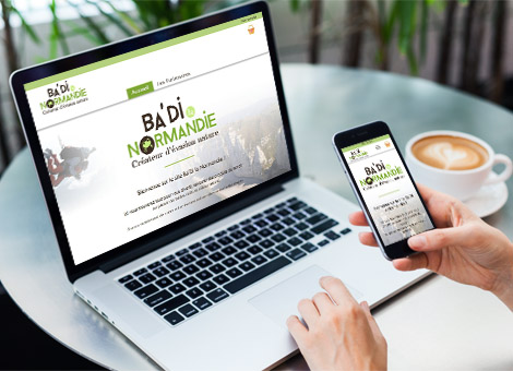 Ba'Di la Normandie – E-commerce