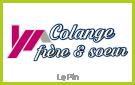 sites web, Couverture Colange Frère et sœur, 14590, Le Pin, Calvados, Pays d'Auge, Normandie