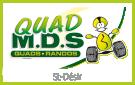 Quad MDS, St-Désir, Lisieux, Calvados, Normandie