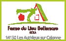 agence web, Ferme du Lieu Bellemare, Calvados, Pays d'Auge, Normandie