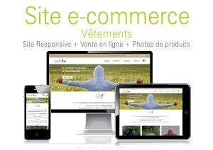 sites web ecommerce sécurisé normandie