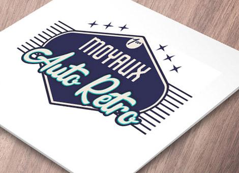 Auto-Rétro Moyaux – Logo