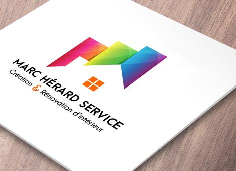 Marc Hérard Service – Logo