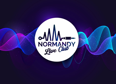 Normandy Live Club – Logo