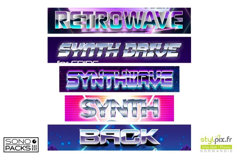design lettering années 80