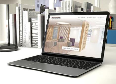 Structure Réalisateur d'Espaces – Web