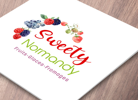 Sweety Normandy – Logo