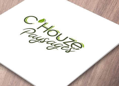 C. Houze Paysages – Logo