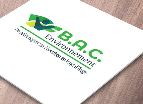 B.A.C. Environnement – Logo