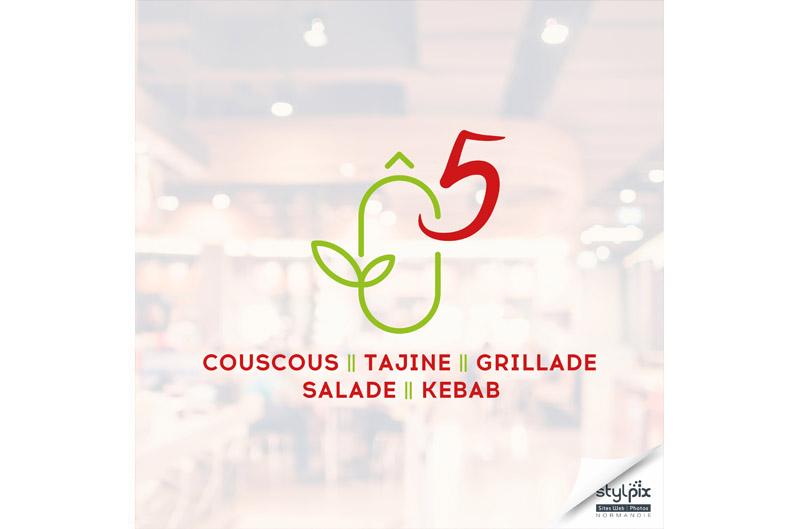 Création Logo restaurant kebab honfleur